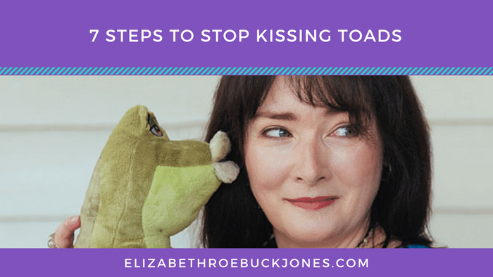 7 Steps to Stop Kissing Toads