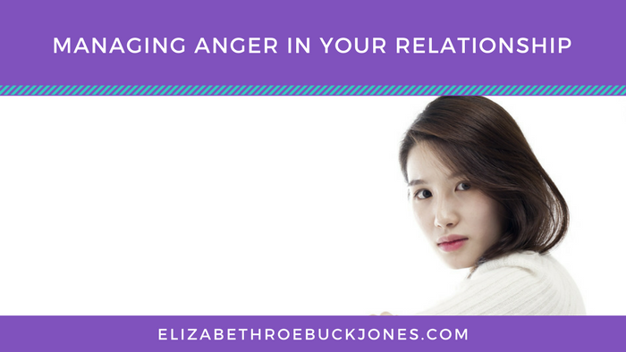 Managing Anger in Your Relationship