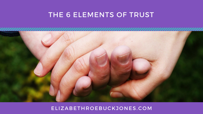 The 6 Elements Of Trust