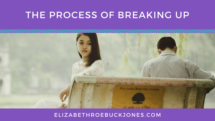 The Process of Breaking Up