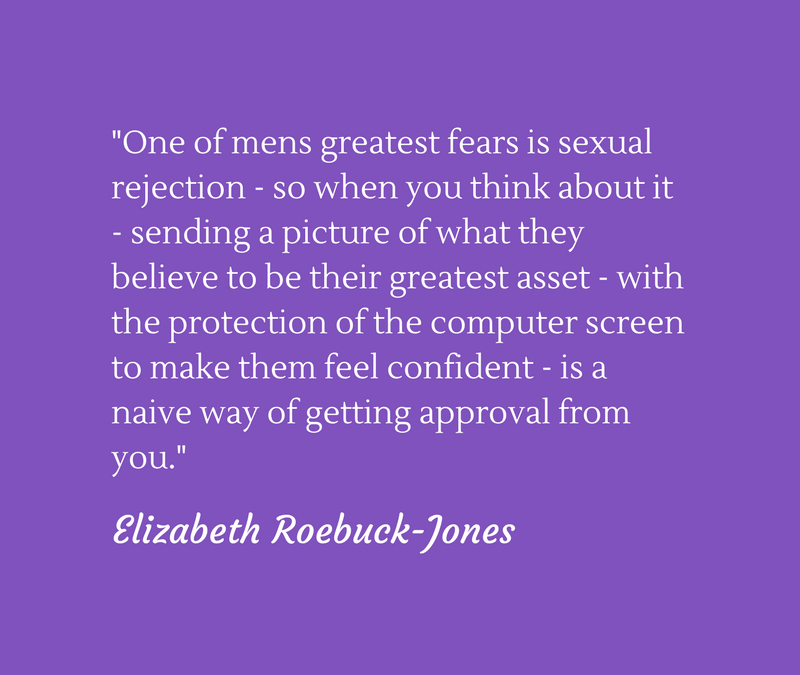 Ask Elizabeth: Why Do Men Send Dick Pics?
