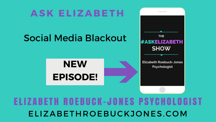Ask Elizabeth: Social Media Blackout
