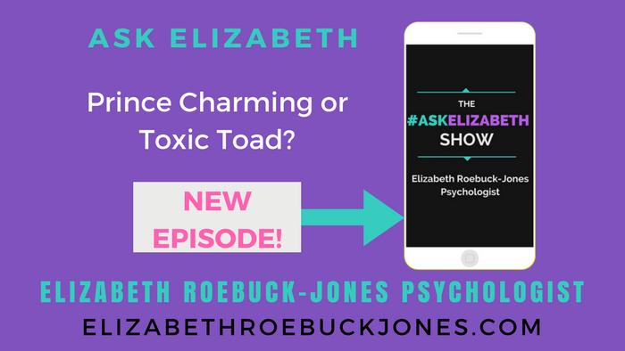 Ask Elizabeth: Prince Charming or Toxic Toad?