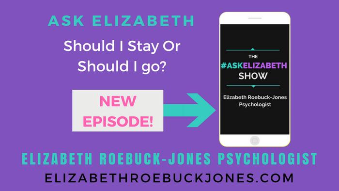 Ask Elizabeth: Should I Stay Or Should I Go.