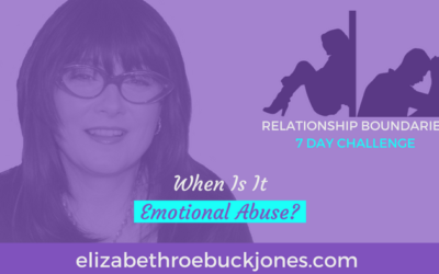 When Is It Emotional Abuse?