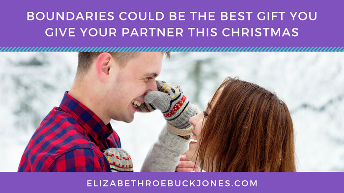 Boundaries Could Be The Best Gift You Give Your Partner This Christmas
