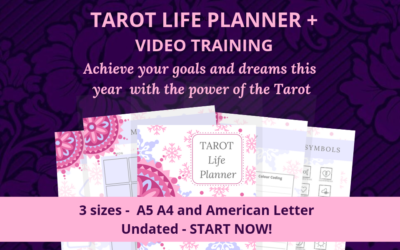 Tarot Life Planner + Video Trainings